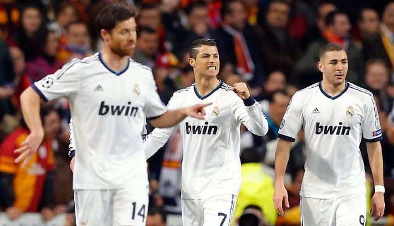 FOTOS: La felicidad de los jugadores del Real Madrid por el triunfo ante Galatasaray