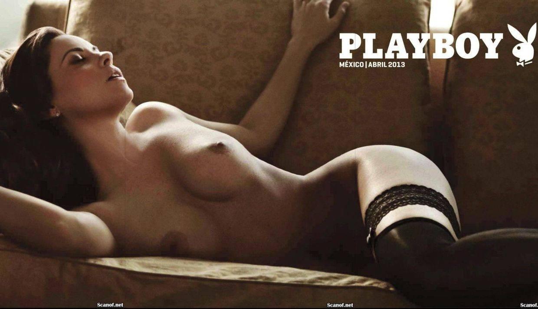 FOTOS: Yolanda Ventura, de Parchís, desnuda en Playboy México