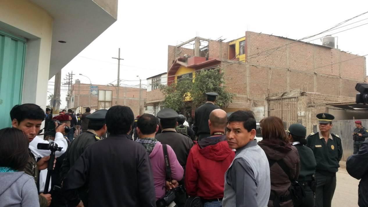 FOTOS: Operativo en el que mataron al asesino de Luis Choy y a otro prófugo de Lurigancho