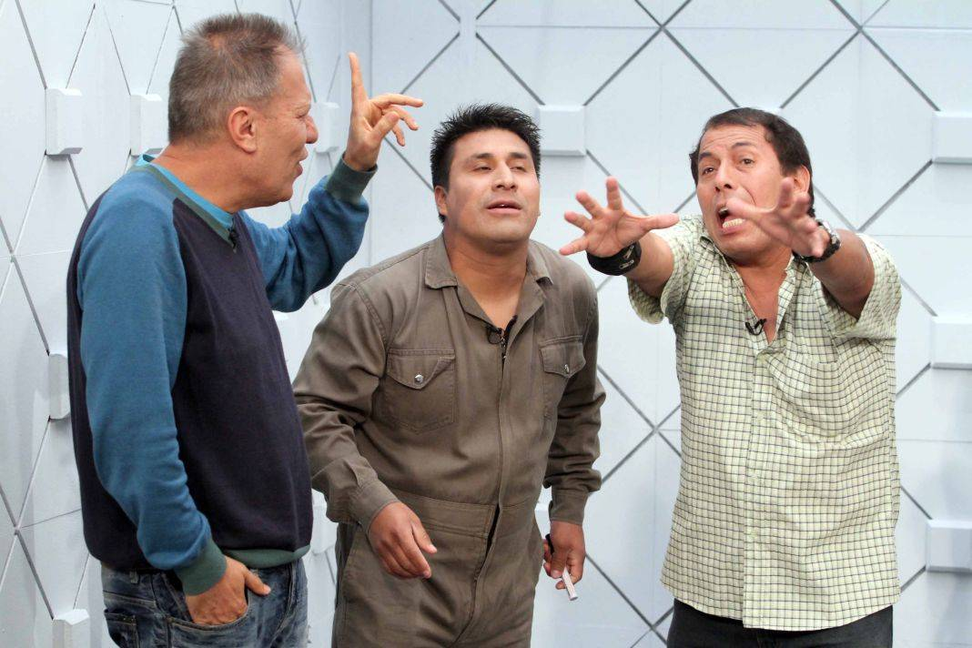 [FOTOS] Raúl Romero fue parte de un sketch de 'El especial del humor'
