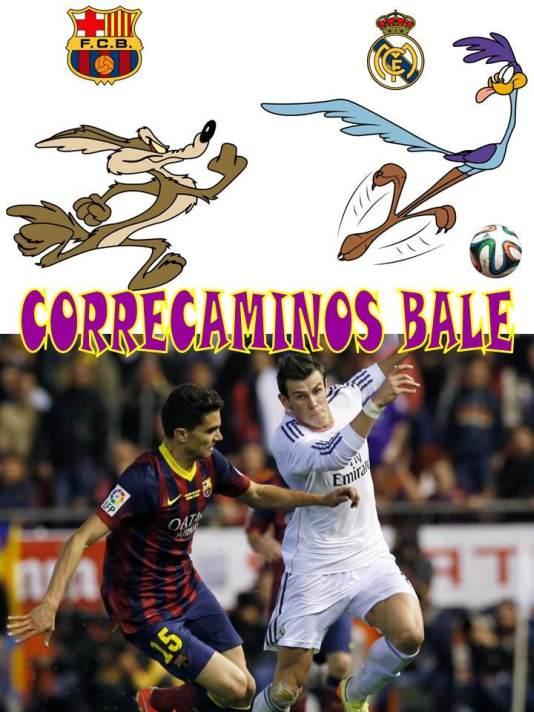 [MEMES] 'Usain' Bale, el héroe del Real Madrid en la final de la Copa del Rey