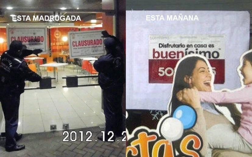 KFC San Miguel: Municipio sancionó nuevamente a restaurante y volvió a colocar carteles de clausura