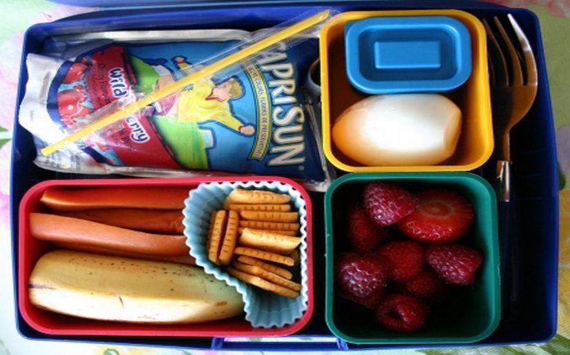 La importancia de las frutas en las loncheras escolares