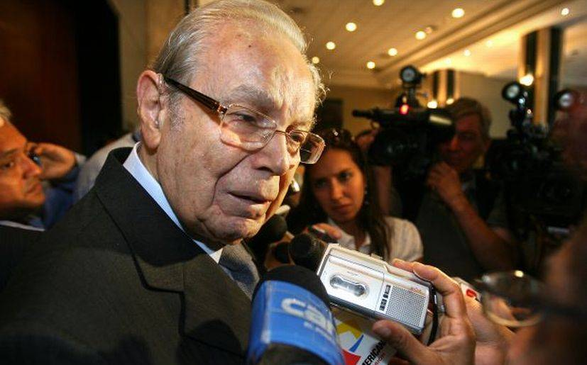 PPC exige que Mauricio Mulder respete a Javier Pérez de Cuéllar