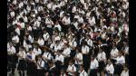 Cerca de nueve millones de estudiantes inician hoy el año escolar - Noticias de año escolar 2013