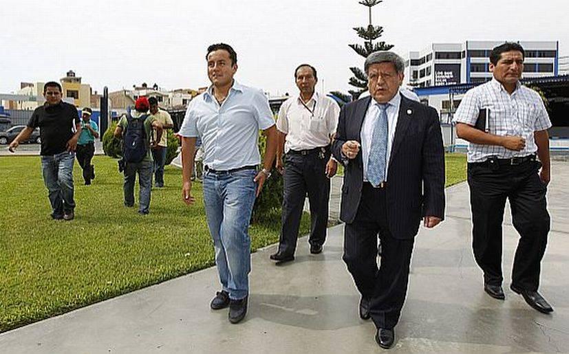 ¿Richard Acuña presidente de la Federación Peruana de Fútbol?