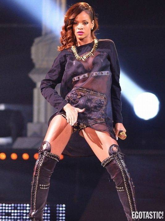 Rihanna egotastic Nude Photos 61
