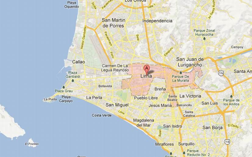 Sismo de 4.3 grados se registró en Lima