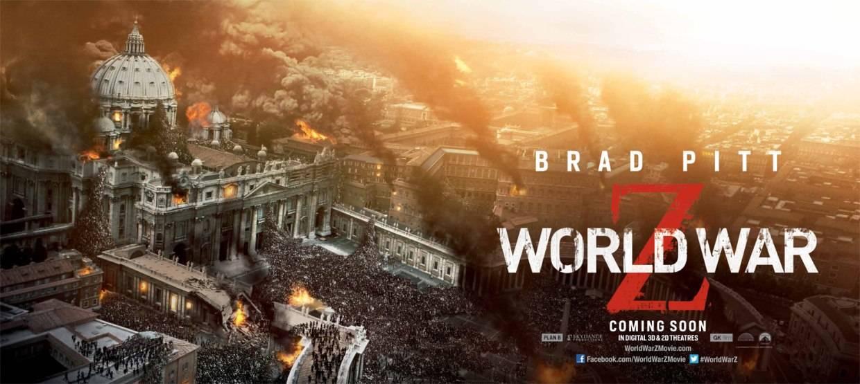 Movie trailer war of the world