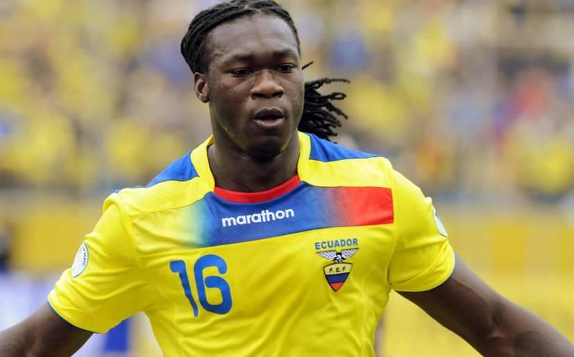 Кайседо стал первым южноамериканцем, забившим в пяти матчах отбора ЧМ подряд
