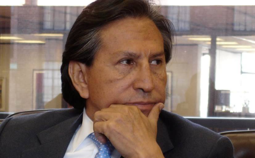 Empresas de allegados a Alejandro Toledo habrían movido más de US$10 millones en Costa Rica