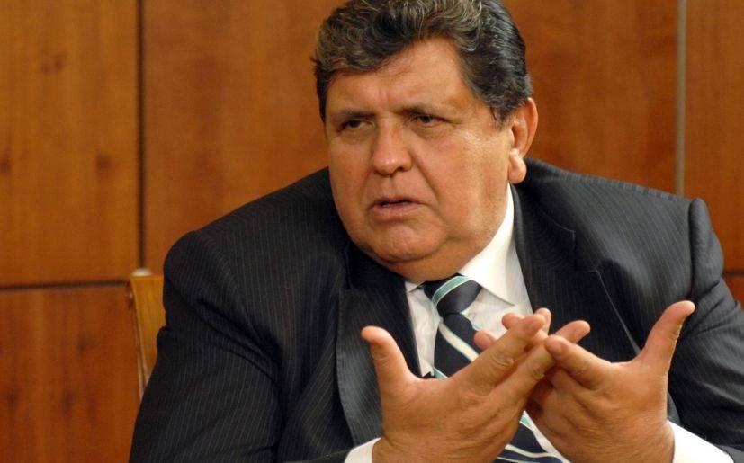 Casa de Alan García: Universidad San Martín avaló un préstamo de US$300 mil al exmandatario