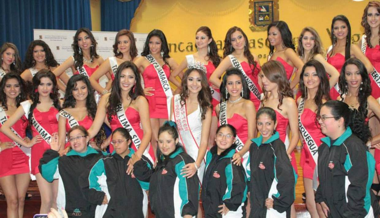 Miss Petite & Miss Teen Petite Universe Mexico - Salud