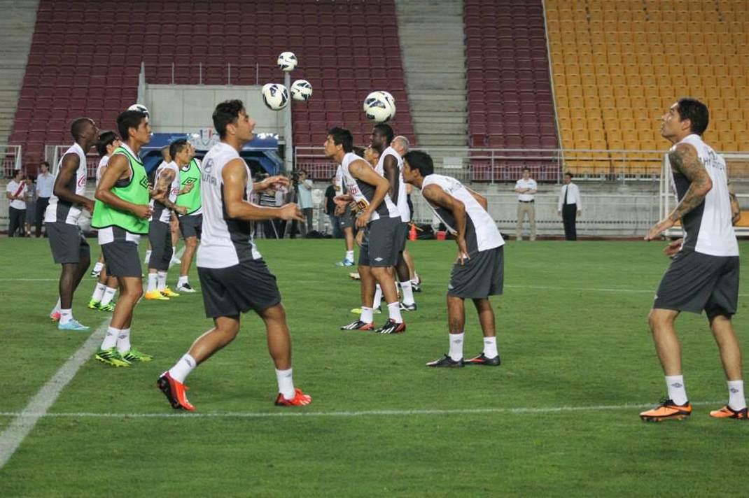 fotos selecci 243 n peruana reconoci 243 el co estadio de