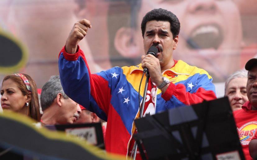 """Lapsus de Nicolás Maduro: """"A la oposición le dio frío en la espalda escuchar la palabra pene"""""""