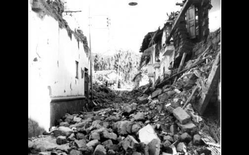 [FOTOS] 10 impactantes imágenes del terremoto de Áncash de 1970