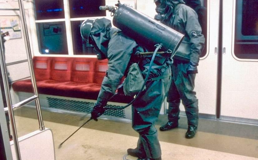 Siria: ¿Qué es el gas sarín y qué efectos produce en el ser humano?