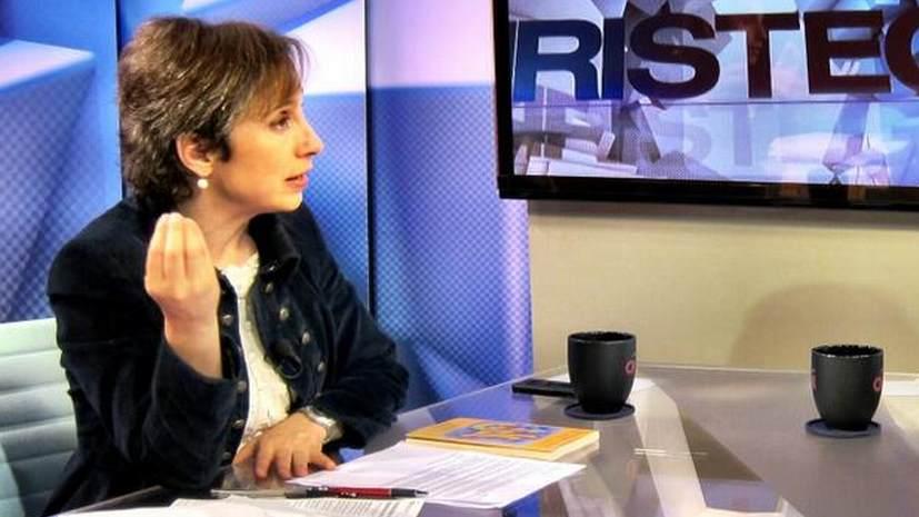 Carmen Aristegui le recuerda a Laura Bozzo su relación con Vladimiro Montesinos