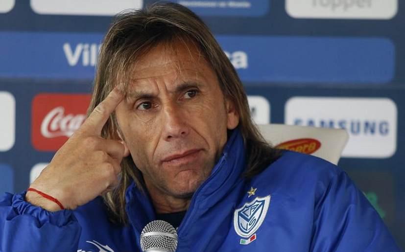 Palmeiras despide a entrenador argentino Ricardo Gareca