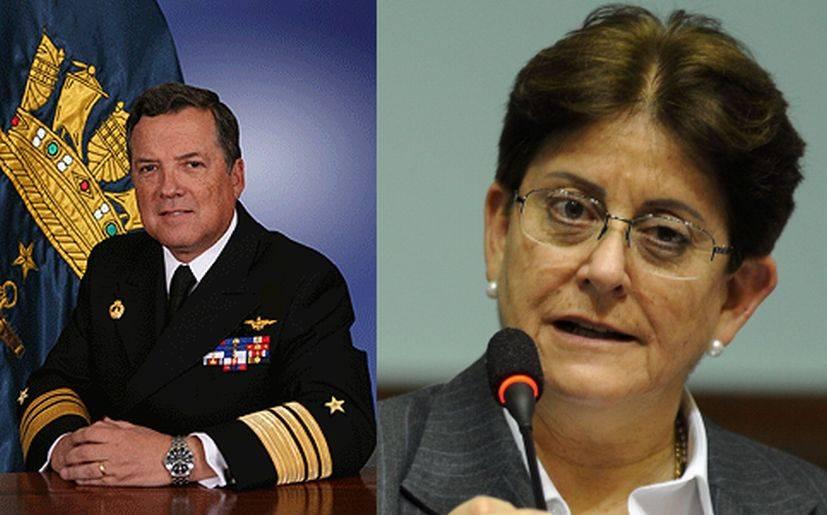 """La Haya: Jefe militar chileno dice """"estar listo para actuar"""" y Lourdes Alcorta le responde"""