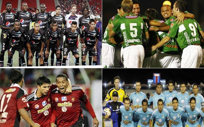 Copa Libertadores 2014: Fixture de la primera y segunda fase del torneo