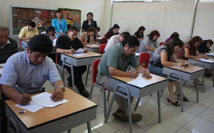 Resultados de examen de contrataci n docente se conocer n for Concurso docentes exterior