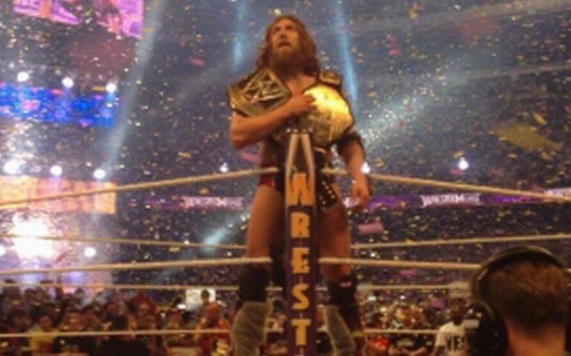 WrestleMania 30: Así venció Daniel Bryan a Batista y Randy Orton