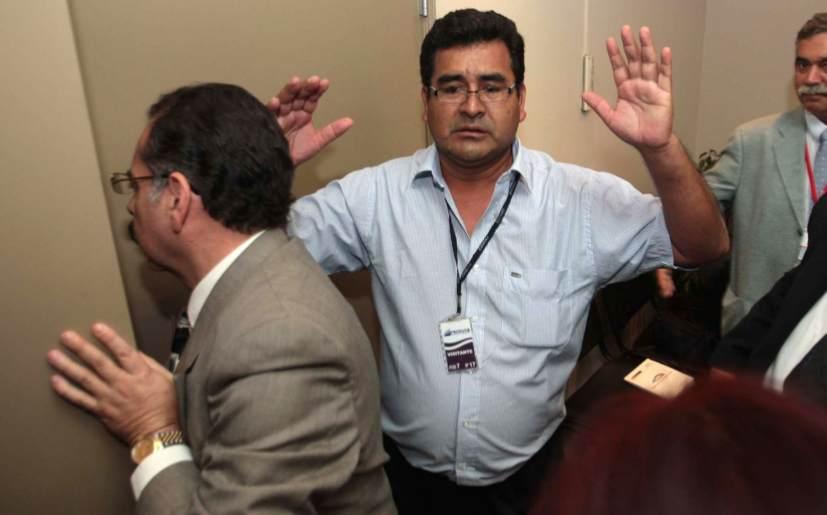 César Álvarez: Piden prisión preventiva para el presidente regional de Áncash