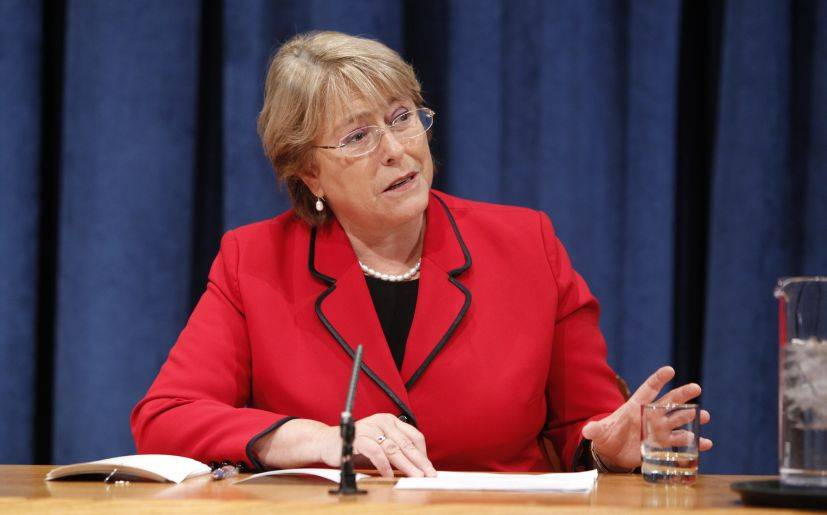 Chile: Bachelet espera que despenalización del aborto se logre este año