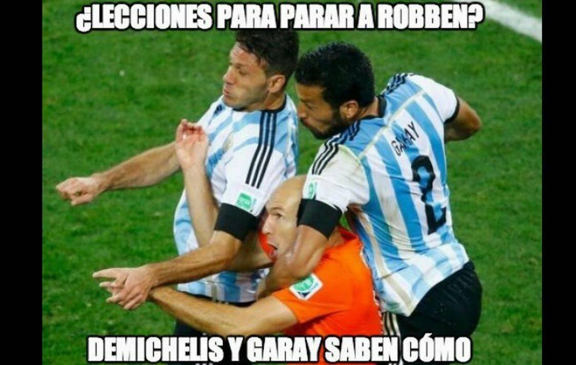 [MEMES] Argentina a la final de Brasil 2014 tras vencer en penales a Holanda