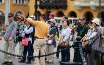 Más de un 1 millón 300 mil turistas visitaron Perú de enero a mayo