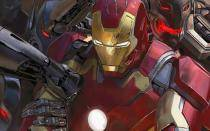 'Avengers: Age of Ultron': Nuevos afiches de Iron-Man y Scarlet Witch