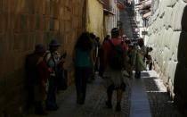 El 59% de los turistas peruanos viajan a destinos culturales