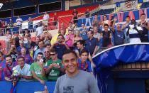 Keylor Navas espera oportunidad con Real Madrid en Supercopa ante Atlético