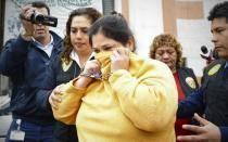 'La Centralita': Policía captura a presunta testaferra