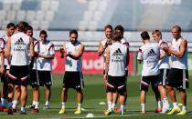 Real Madrid vs Atlético de Madrid: Ángel Di María pidió su salida del equipo
