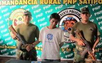 Junín: Capturan a jefe de banda ''Los Buitres'' de Satipo