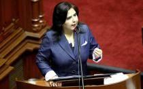 Ana Jara: Suspenden voto de confianza hasta la próxima semana