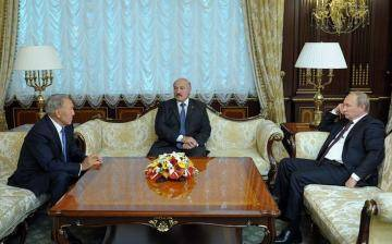 ¿Qué conversaron Vladimir Putin y Petro Poroshenko?