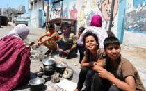 Gaza: Palestina celebra alto al fuego permanente con Israel tras 50 días de guerra