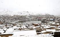 Senamhi pronostica nuevas nevadas en la zona altoandina de la sierra sur