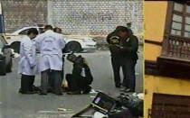Hallan granadas, metralletas y otras armas en hostal del Rímac