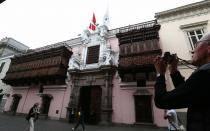 Perú saluda cese al fuego permanente entre Israel y Hamas