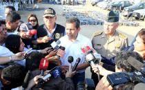 """Humala: """"Incautación de droga en Trujillo es el golpe más importante de la historia"""""""