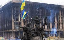 Rusia asegura que más de 100.000 ucranianos han pedido asilo por guerra interna