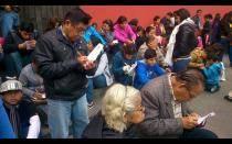 [FOTOS] Fieles celebran el Día de Santa Rosa de Lima