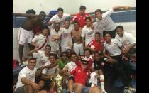 [FOTOS] Así celebró Juan Aurich su triunfo en el Torneo Apertura