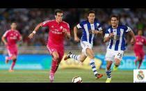 [FOTOS] Lo mejor de la victoria de 4-2 de Real Sociedad sobre Real Madrid