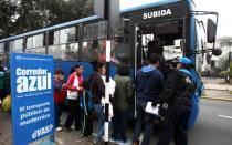Corredor Azul: Conoce los nuevos recorridos de las rutas modificadas