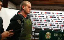 Van del Sloot amenaza de muerte a director de Piedras Gordas